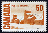 Postage stamp Canada 1967 Summer's Stores, by Arthur John Ensor — Stock Photo