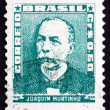 Stock Photo: Postage stamp Brazil 1954 Joaquim Duarte Murtinho, Politician