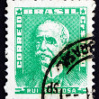 Stock Photo: Postage stamp Brazil 1954 Rui Barbosde Oliveira, Politician