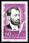 Postage stamp Romania 1965 Vasile Conta, Philosopher — Stock Photo