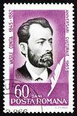 Postage stamp Romania 1965 Vasile Conta, Philosopher — Stock Photo