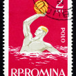 Postage stamp Romania 1963 Water Polo, Sport — Foto de Stock