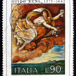 Постер, плакат: Postage stamp Italy 1975 Flora Painting by Guido Reni