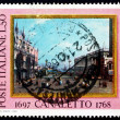 Royalty-Free Stock Photo: Postage stamp Italy 1968 The Small St. Mark�s Place