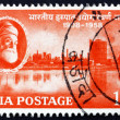 Postage stamp India 1958 Jamsetji Nusserwanji Tata — Stock Photo #19443903
