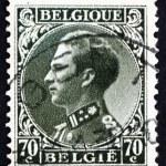 Постер, плакат: Postage stamp Belgium 1935 King Leopold III of Belgium