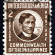 Stock Photo: Postage stamp Philippines 1946 Jose Rizal, National Hero