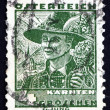 Postage stamp Austria 1934 Man from Carinthia - Foto de Stock