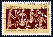 Postage stamp Australia 1982 Mimi Spirits Singing and Dancing — Stock Photo