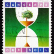 Stock Photo: Postage stamp Australi1985 Environmental Conservation