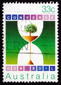 Postage stamp Australia 1985 Environmental Conservation — Stock Photo