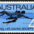 Postage stamp Australia 1966 Rescue — Stock Photo