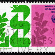 Postage stamp Australi1973 Stylized Caduceus and Laurel — Stock Photo #21639083
