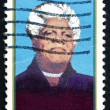 Stock Photo: Postage stamp US1985 Mary McLeod Bethune, Educator