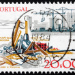 Postage stamp Portugal 1978 Construction Industry — Stock Photo #22380555