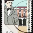 Postage stamp Portugal 1985 Fernando Pessoa, Poet — Stock Photo