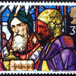������, ������: Postage stamp GB 1992 Kings offering frankincense and myrrh