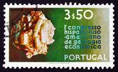 Briefmarke Portugal 1971 Beryllium, mineralische — Stockfoto