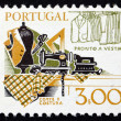 Postage stamp Portugal 1978 Garment Making, Old and New — Foto de Stock