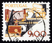 Postage stamp Portugal 1978 Photography, Old and New — Stock Photo