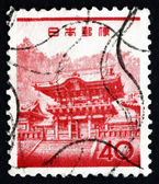 Postage stamp Japan 1962 Yomei Gate, Nikko City — Stock Photo