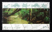 Postage stamp Australia 1993 Fraser Island — Stock Photo