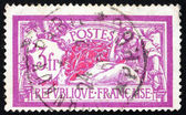 Postage stamp France 1927 Liberty and Peace, Allegory — Stock Photo