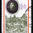 Stock Photo: Postage stamp Poland 1970 Nicolaus Copernicus