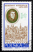 Postage stamp Poland 1970 Nicolaus Copernicus — Stock Photo