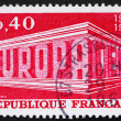 Postage stamp France 1969 Europa CEPT — Stock Photo