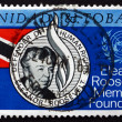 Postage stamp Trinidad and Tobago 1965 Eleanor Roosevelt — Stock Photo #25185351