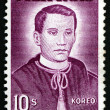 Postage stamp Philippines 1963 Father Jose Burgos, Portrait — Stock Photo #25259999