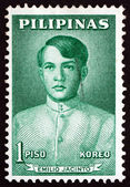 Postage stamp Philippines 1963 Emilio Jacinto, Portrait — Stock Photo