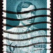 Stock Photo: Postage stamp Philippines 1964 Jose Rizal, National Hero