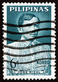 Postage stamp Philippines 1964 Jose Rizal, National Hero — Stock Photo