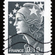Postage stamp France 2008 Marianne, the Allegory — Stock Photo