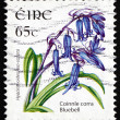 Stock Photo: Postage stamp Ireland 2004 Bluebell, Bulbous Perennial Plant