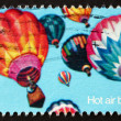 Postage stamp USA 1983 Balloons, Flying Machines — Stock Photo