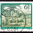 Stock Photo: Postage stamp Austri1984 Rein Abbey, Styria