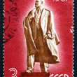 Postage stamp Russia 1967 Vladimir Ilyich Lenin — Stock Photo