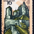 Postage stamp Russi1972 Fortress, Kamenets-Podolski, Ukraine — Stock Photo #26476031