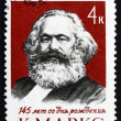 Postage stamp Russia 1963 Karl Marx, Philosopher — Stock Photo