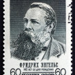 Stock Photo: Postage stamp Russi1960 Friedrich Engels