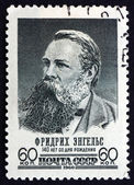 Postage stamp Russia 1960 Friedrich Engels — Stock Photo