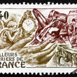 Stock Photo: Postage stamp France 1977 shows French Handicrafts