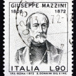 Stock Photo: Postage stamp Italy 1972 Giuseppe Mazzini, Patriot