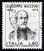 Postage stamp Italy 1972 Giuseppe Mazzini, Patriot — Stock Photo