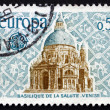 Postage stamp France 1971 Basilica of Saint Mary of Health — Stock Photo