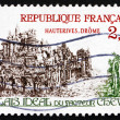 Постер, плакат: Postage stamp France 1984 Palais Ideal by Ferdinand Cheval