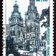 Postage stamp France 1985 Tours Cathedral, Tours — Stock Photo #27525221